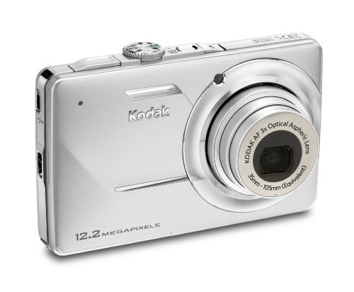 - Kodak Easyshare M341 Digital Camera (Silver)