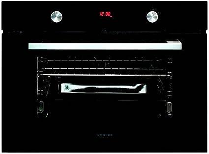 Horno Multifunción NODOR D5008DTBK 45cm Negro: 259.21: Amazon.es ...
