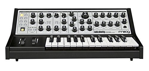 Moog LPSSUB001 Sub Phatty Analog Synthesizer