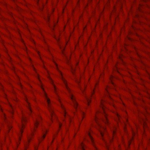 Classic Wool Yarn (Patons Classic Wool Yarn (00230) Bright Red)