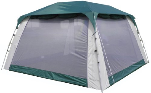 Pinnacle Tents Screen Tent With Awnings And Side Walls