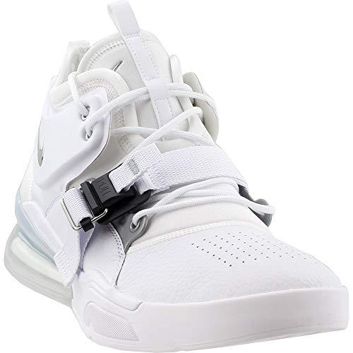Uomo Fitness Force Silver 270 Air Nike Scarpe Da 100 white metallic Bianco xY7OqnwpX