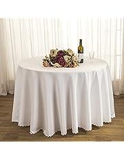 round tablecloth Hotell runda bordsduk restaurang hem runda