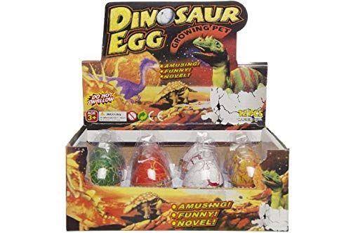schnoori Ghundoo 12 x Farbige mágica Dinosaurios Huevos ...