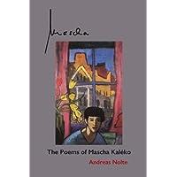 Mascha: The Poems of Mascha Kaleko