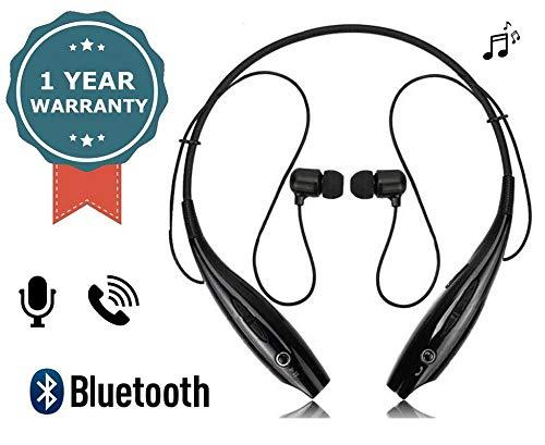 RAMBOT HBS 730 Sport Stero Sound Control Wireless Blueooth 4.0 Earphone Headset Sports with Mic Handfree Bass Earphones