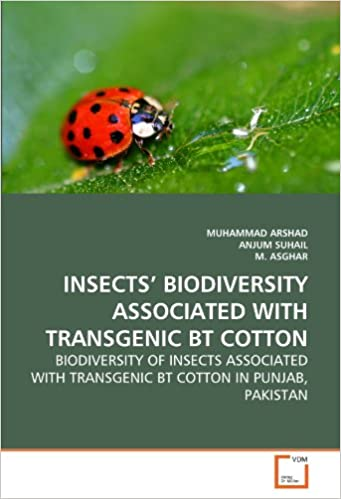 Libros Para Descargar Insects' Biodiversity Associated With Transgenic Bt Cotton Documentos PDF