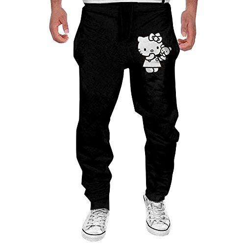 f76acc5da good Mens Hello Kitty Men's Casual Sweatpants Pants - avantacap.com