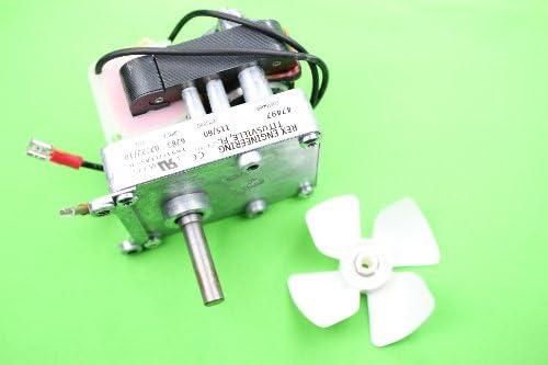 Nemco 47497モーター120-volt