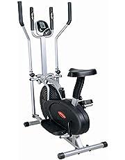 Life Power Orbitrac 4 Handle Elliptical Bike Cross Trainer