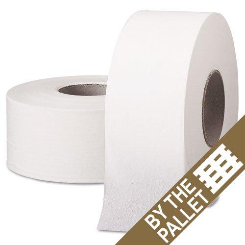 Kimberly Clark Professional SCOTT Jumbo Roll Bathroom Tissue - One Pallet Of 27 Cartons - BMC-KCC 07223PL