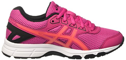 Black 9 Top Sport Coral Gs Low Asics Flash Galaxy Pink Unisex Kids' Pink Sneakers Gel nq6TF