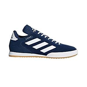 adidas Originals Men's Copa Super Soccer Shoe, Collegiate Navy/White/Collegiate Navy, 11 M US