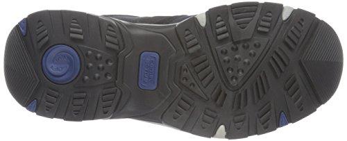 Camel Active Evolution 138.31 - Zapatillas para hombre Azul (midnight/black 02)