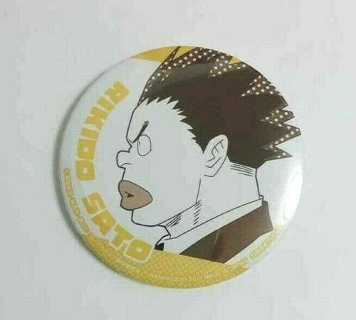 Amazon Com My Hero Academia Can Badge Button Rikido Sato