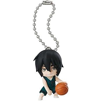 Amazon.com: Bandai Kuroko No Basket Swing Figure Keychain ...