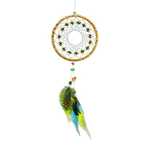 Lovely Fashion India Style Handmade Dream Catcher Net With feathers Hanging Decoration Decor Craft Gift