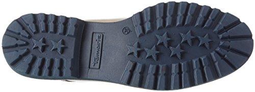 Tamaris 23214 - Zapatos Oxford para mujer Beige (CREAM 403)