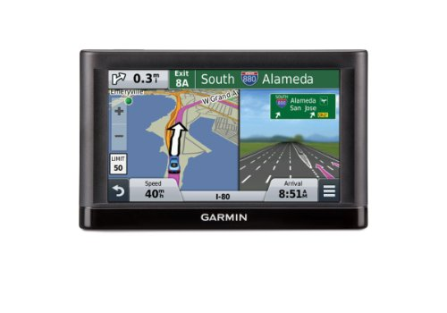 GRM0119801 - GARMIN 010-01198-01 nuvi 55LM 5quot; GPS Travel Assistant (Free Lifetime Map Updates with No Ads or Subscription Fees; Without Traffic Avoidance)