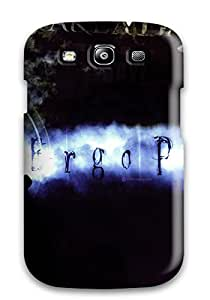 New Premium ZippyDoritEduard Ergo Proxy Skin Case Cover Excellent Fitted For Galaxy S3