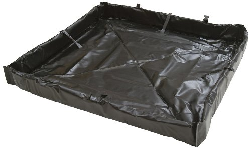- AIRE INDUSTRIAL 918-060804B Duck Pond Portable Containment, 120 Gallon Spill Capacity, 72