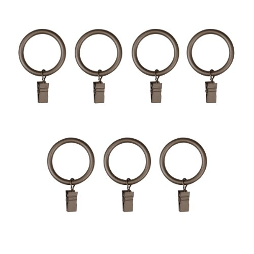 umbra-clip-rings-for-curtain-panels-large-pewter-set-of-7