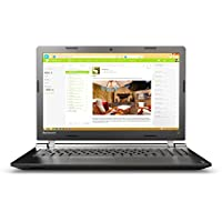 Lenovo Ideapad 100 - 15.6 Laptop (Intel Core i3, 4 GB RAM, 500 GB HDD, Windows 10) 80QQ002DUS