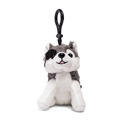 Metal Gear Solid 5 Plush D-Dog with Clip - Loot Crate Gaming Exclusive (February 2017)