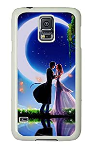 Samsung Galaxy S5 Cases & Covers - Valentine's Day Love And Passion PC Custom Soft Case Cover Protector for Samsung Galaxy S5 - White