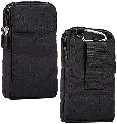 Bolsa de Teléfono Celular, Cintura Bolsas Teléfono Hombre, 6.0
