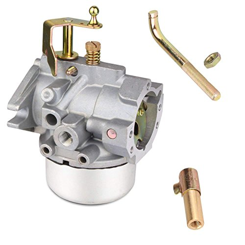 FanzKo K341 Carburetor for Kohler K301 K321 John Deer Tractor Engines Rebuild 235295-4785323-S