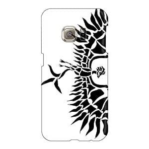 Shockproof Hard Cell-phone Case For Samsung Galaxy S6 With Allow Personal Design High-definition Breaking Benjamin Band Series JonBradica
