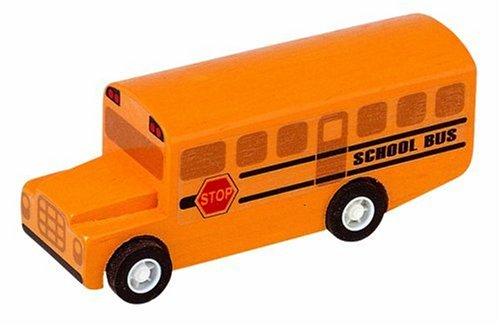 (Plan Toys City Series School Bus)