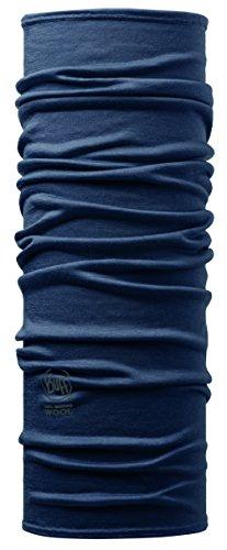 Buff Denim (Wool Buff) - AW15 - One - Blue - Spanish Headwear