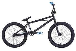 Eastern Bikes Ramrodder Bike (Matte Black, 20-Inch BMX)