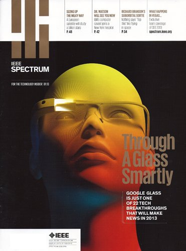More Details about IEEE Spectrum Magazine