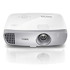 "Superb Big-Screen Audiovisual Experience BenQ HT2050A projector brings big-screen Full HD visuals to your living room, with >96% Rec.709 accuracy for authentic cinematic color and short throw for 100"" pictures from just 2.5m away without s..."