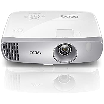 BenQ HT2050A 1080P DLP Home Theater Projector, 2200 Lumens, 96% Rec.709, 3D, 16ms Low Input Lag, 2D Keystone, HDMI