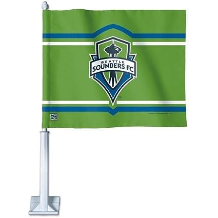 Wincraft Soccer Car Flag