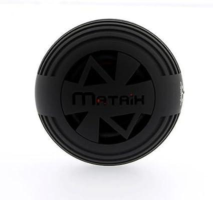 Retail Packaging Matrix Audio MNRGBKM NRG Speakers Black