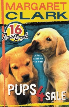 book cover of Pups 4 Sale