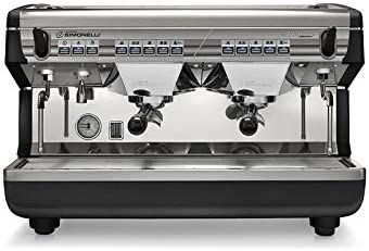 Nuova Simonelli Appia II Volumetric 2 Group Espresso Machine MAPPIA5VOL02ND001