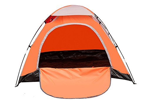 ICorer Waterproof Lightweight Family Backpacking Camping 2-3 PersonTent, 78.7