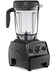 Vitamix Explorian Blender, Professional-Grade, 64 oz. Low-Profile Container, Black (Certified Refurbished)