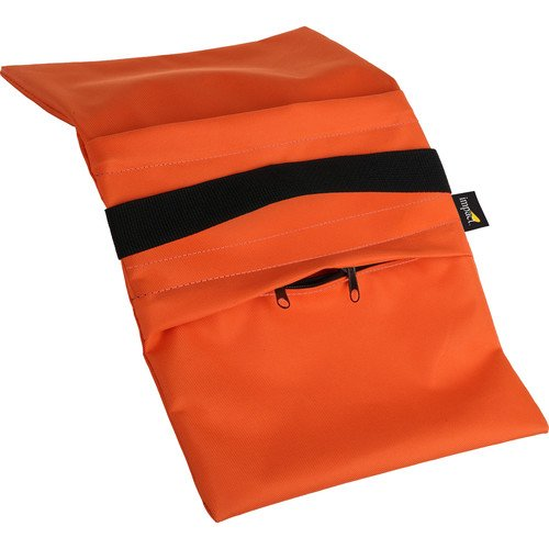 Impact Empty Saddle Sandbag - 18 lb (Orange Cordura)(6 Pack) by Impact