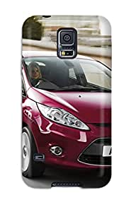 Perfect Fit EsoTiKg9719xNDXD Ford Fiesta Maroon Case For Galaxy - S5
