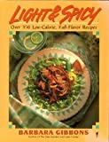 Light and Spicy, Barbara Gibbons, 0060963611