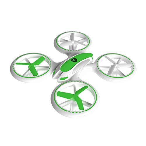 41hF6eX1xIL - Mini Drones for Kids and Beginners – UFO 3000 LED RC Kid Drone, Remote Control Quadcopter Flying Toys for Boys or Girls w/Extra Stunt Drone Battery