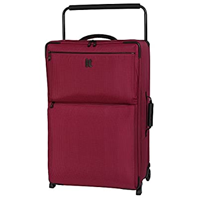 """good it luggage World's Lightest Los Angeles 32.4"""", Persian Red 2 Tone"""