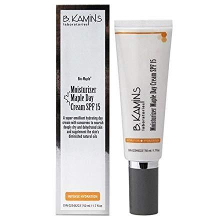 Day Kamins Cream (B. Kamins Maple Day Cream SPF 15-1.7 oz.)